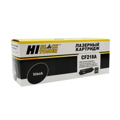 Картридж HP CF218A (N18A) Hi-Black с чипом
